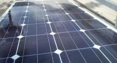 Instalación fotovoltaica aislada de red