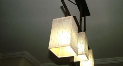 Instalación de sistema de iluminación LED en vivienda