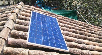 Solar Fotovoltáica Aislada VICTRON para Iluminación LED