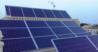 Instalación Solar Fotovoltaica, 30 paneles de 260W