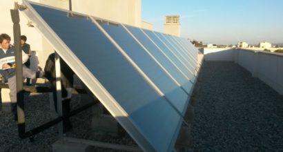 Mantenimiento de Instalación Solar Térmica