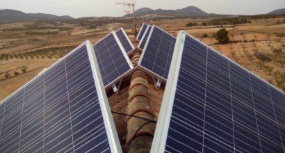 Instalación fotovoltaica en Lorca