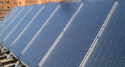 Mantenimiento y Revisión Solar Térmica ACS 30 paneles de 2.0 m2 Forzada en 3 edificios