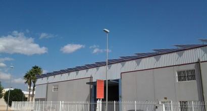 Ampliación de instalación solar fotovoltáica con paneles YINGLI SOLAR