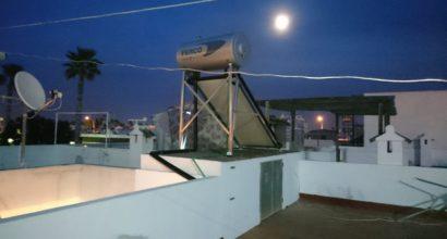 Instalación Solar Termosifón FERCO de 200 litros