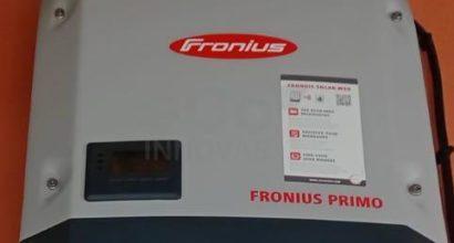 Instalación de Autoconsumo con compensación con paneles Trina Solar e inversor Fronius