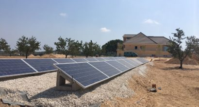 Instalación Solar Fotovoltaica de Autoconsumo con sistema Vertido 0