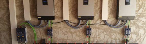 Instalación Solar Fotovoltaica Autoconsumo de 60kWh