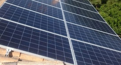 Instalación Solar Fotovoltaica de Autoconsumo 12 paneles 260W, inversor SMA Sunnyboy