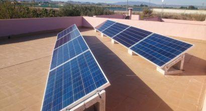 Instalación Solar Fotovoltaica Conectada a Red para centro educativo