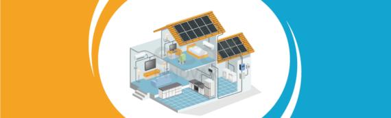 Domótica y energía solar