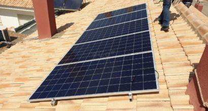 Instalación Solar Fotovoltaica Autoconsumo Maximización horario de producción solar