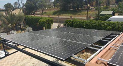 Instalación Solar Fotovoltaica Autoconsumo 15kWn SMA trifásica 14,43kWp