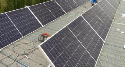 Instalación Fotovoltaica residencial de conexión a red