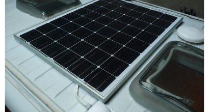 Solar Fotovoltáica en Caravanas