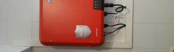 Instalación Solar Fotovoltaica Conectada a Red vertido 0