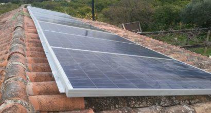 Sustitución Integral Instalación Solar Fotovoltaica Aislada