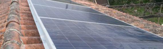Substitución Integral Instalación Solar Fotovoltaica Aislada