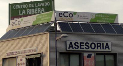 Instalación Solar Fotovoltaica Conectada a Red para oficinas