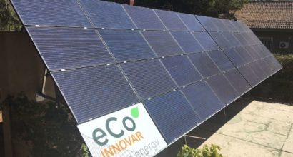 Instalación Solar Fotovoltaica para Bombeo Solar
