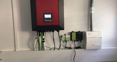 Instalación Solar Fotovoltaica para Bombeo Solar de 12,5kW