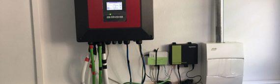 Instalación Solar Fotovoltaica para Bombeo Solar y Autoconsumo