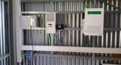 Ampliación Instalación Solar de Autoconsumo por estación de carga vehículo eléctrico