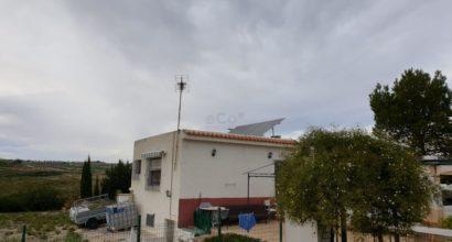 Instalación Fotovoltaica para vivienda aislada de la red eléctrica