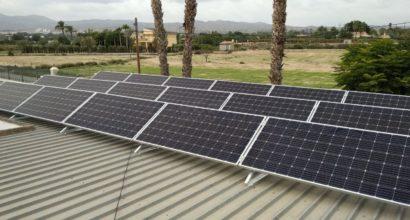 Instalación Solar Fotovoltaica de Autoconsumo y compensación de excedentes