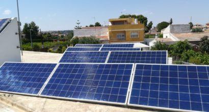 Instalación Solar Fotovoltaica para autoconsumo y gestión de cargas