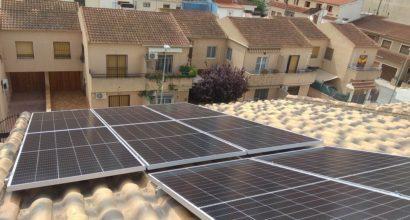 Instalación Solar Fotovoltaica de Autoconsumo directo