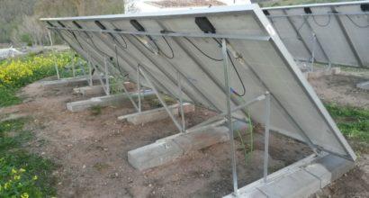 Ampliación de Instalación Solar Fotovoltaica, 12 paneles de 260w