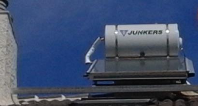 Solar Térmica ACS Termosifón de 150 litros JUNKERS