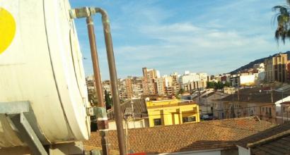Mantenimiento de instalaciones Solar Termosifón en Molina, Murcia y Cartagena