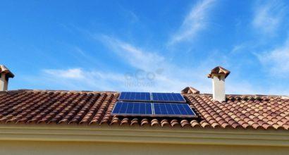 Instalación Solar FV para autoconsumo residencial