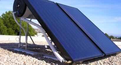 Instalaciones de energía solar térmica en viviendas