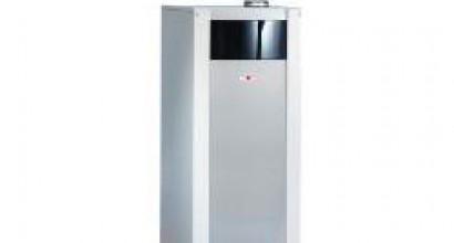 Sistema de calefacción y ACS mediante caldera de Gasóleo de Condensación